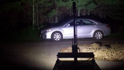 Tactical Response Scene Lighting