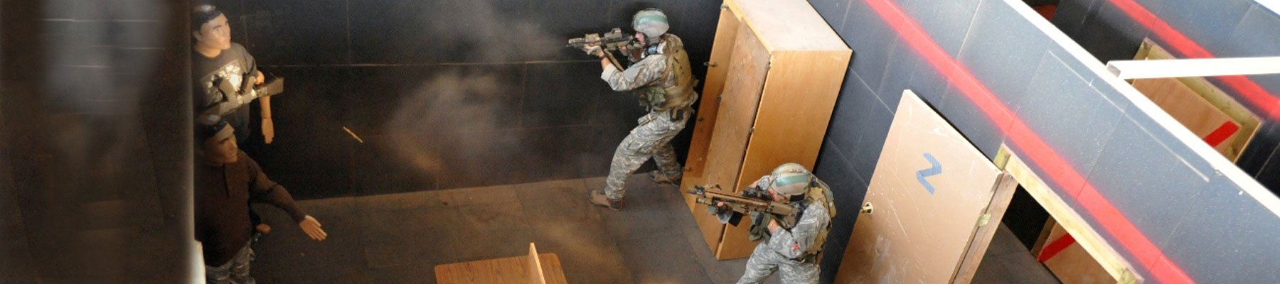MotoShot - Use of Force Threat Management Trainer