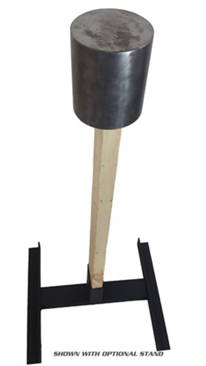 """C-Bell Portable Steel Targets - 6"""" bell"""