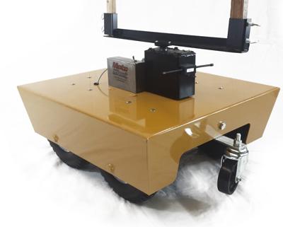 MotoShot - Robotic Moving Target