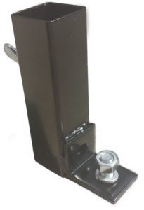 "MotoShot Standard Target Bracket with 2"" x 2"" Post Pocket and 2 thumbscrews"