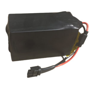 MotoShot SLA 12V9AH Rechargeable Battery with wire harness