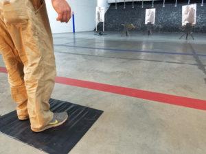 MotoShot Pressure Sensitive Activation Mat
